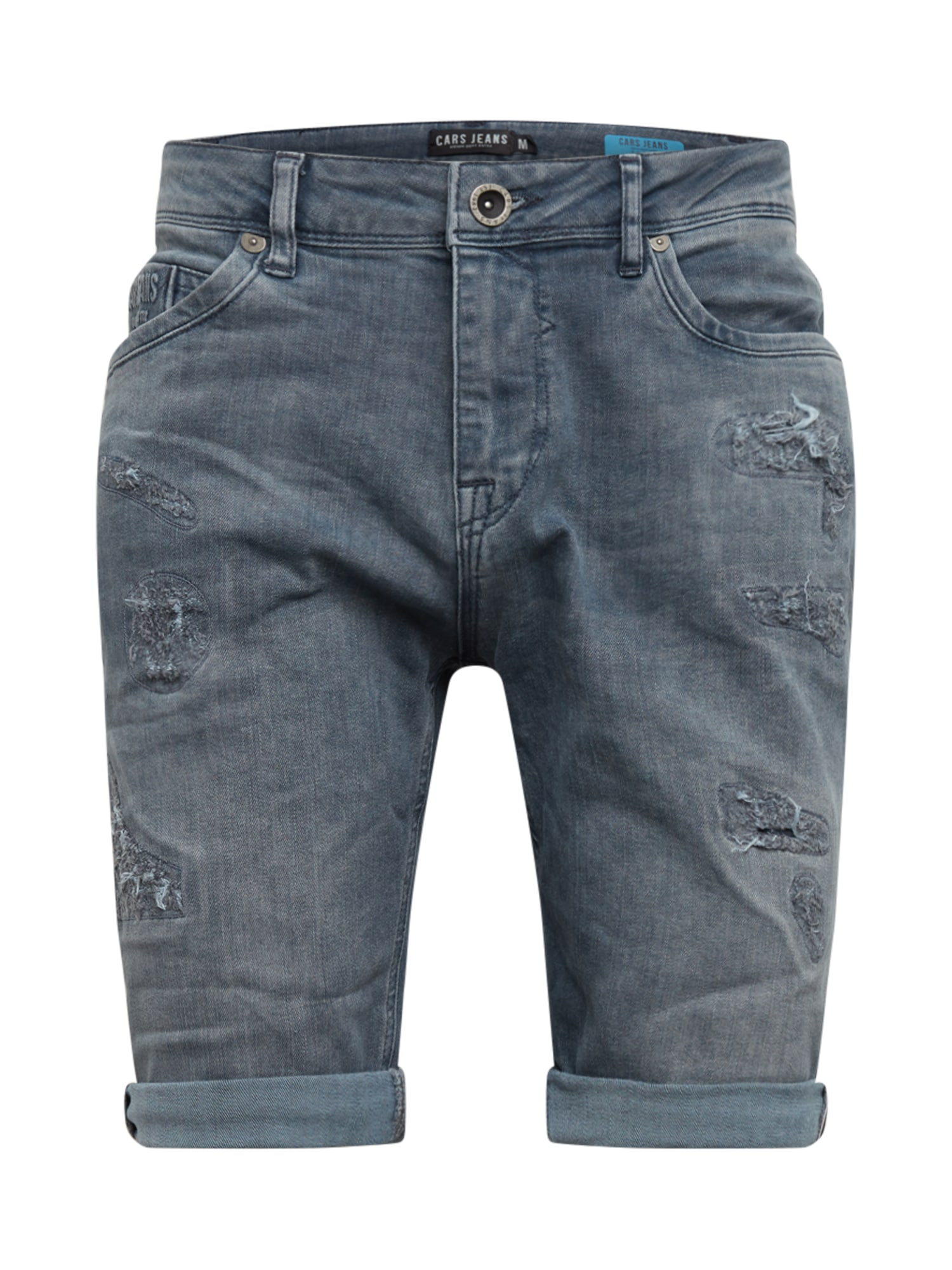 Cars Jeans Džinsai 'BECKER' pilko džinso