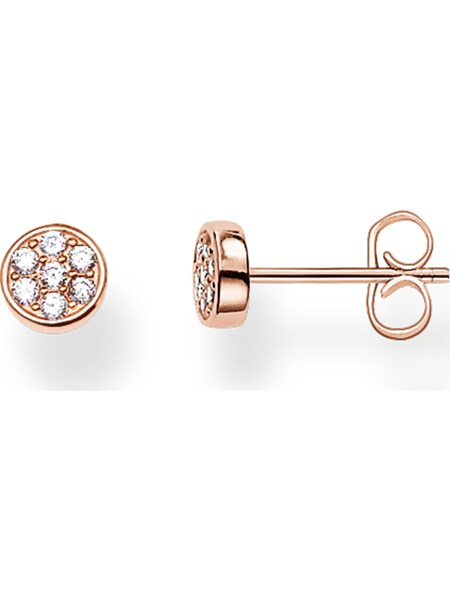 Ohrringe für Frauen - Thomas Sabo Ohrstecker rosegold  - Onlineshop ABOUT YOU