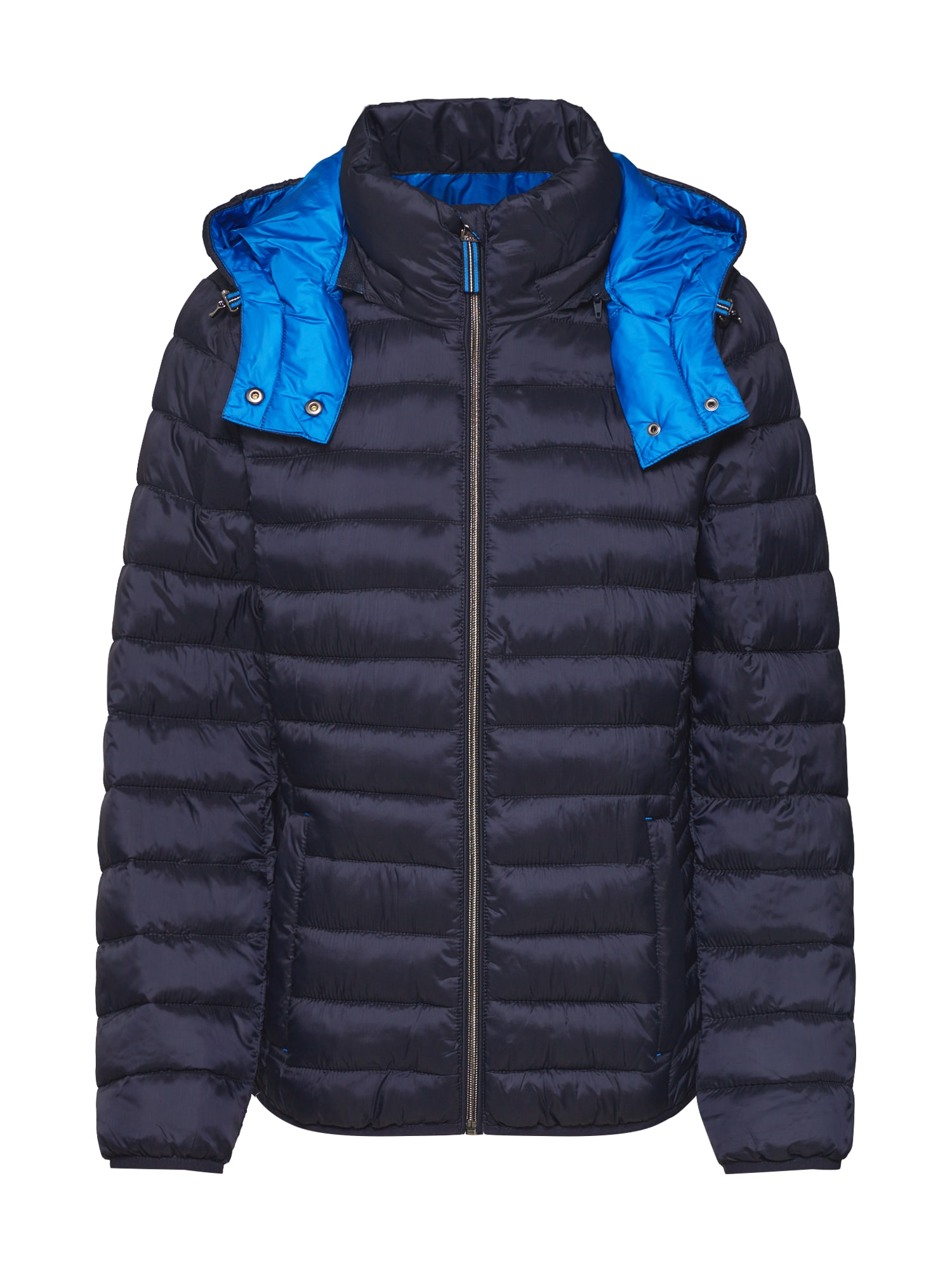 ESPRIT Demisezoninė striukė '3M Thinsulate Jacket' tamsiai mėlyna