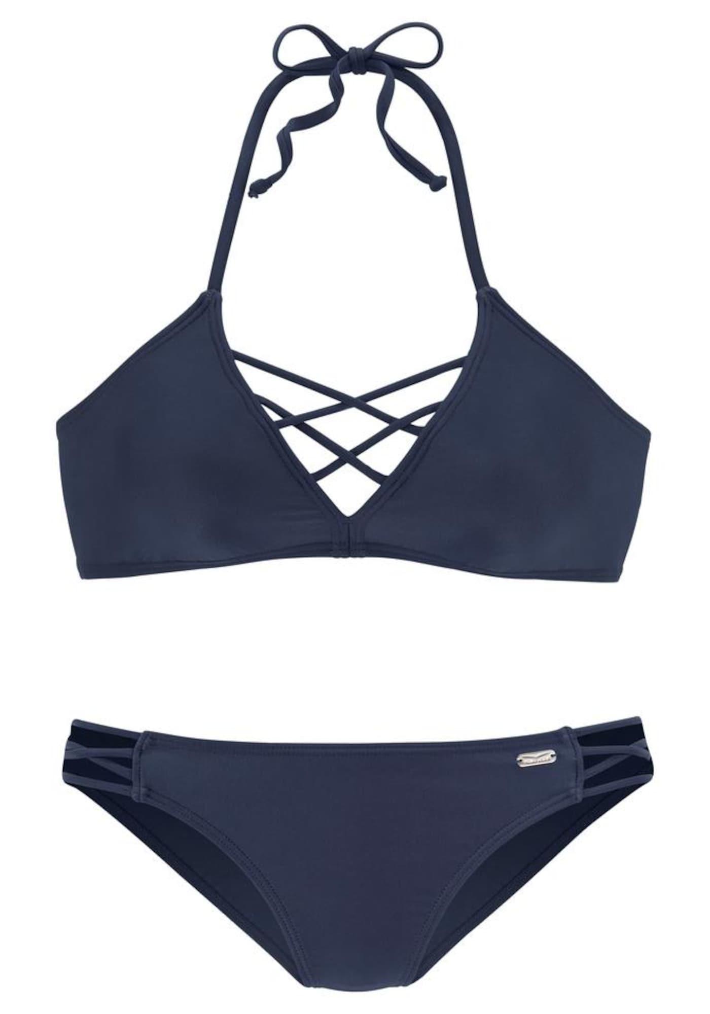 VENICE BEACH Bikinis nakties mėlyna