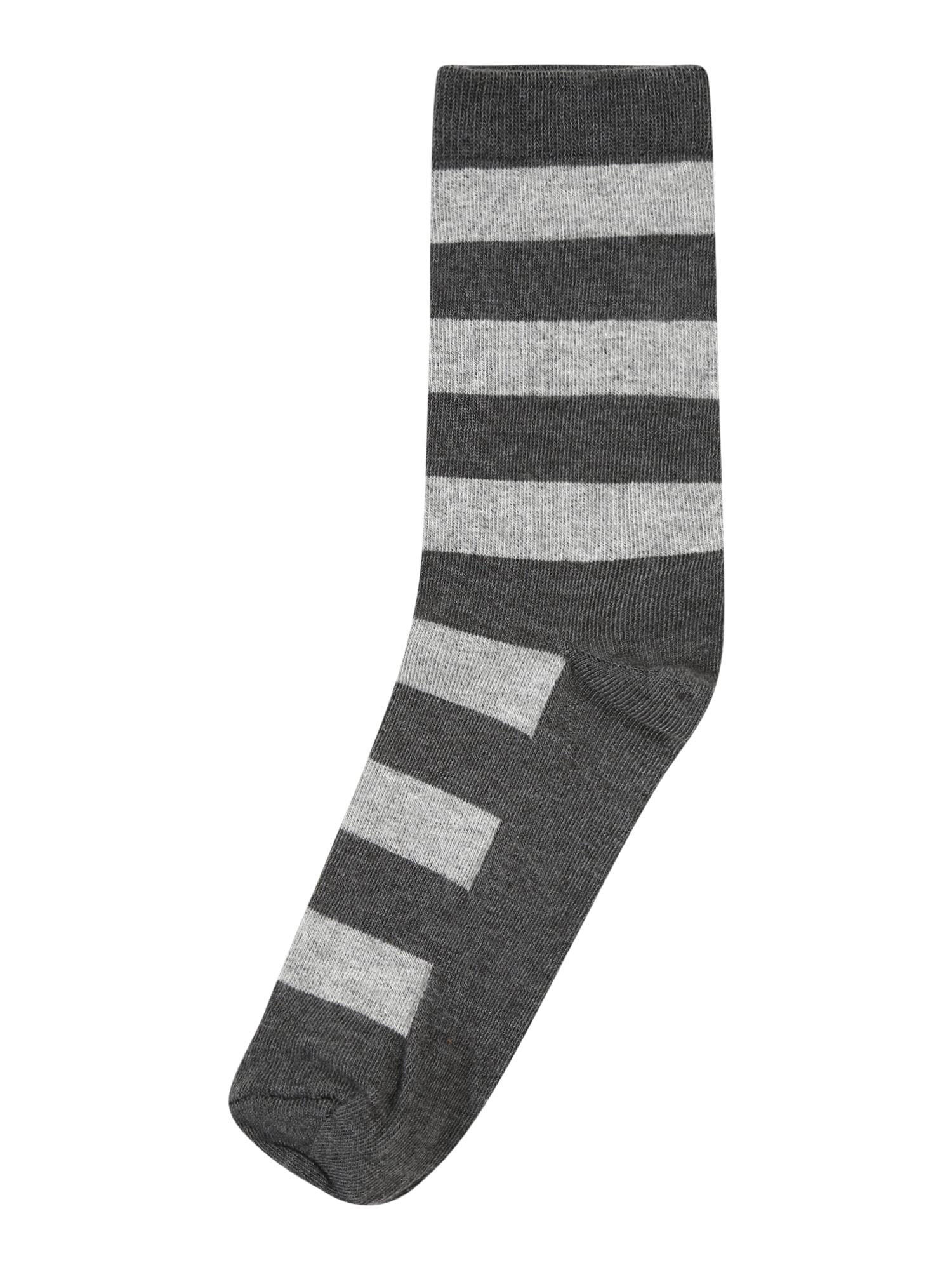 ABOUT YOU Kojinės antracito / pilka