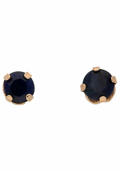 Ohrringe für Frauen - FIRETTI Paar Ohrstecker gold schwarz  - Onlineshop ABOUT YOU