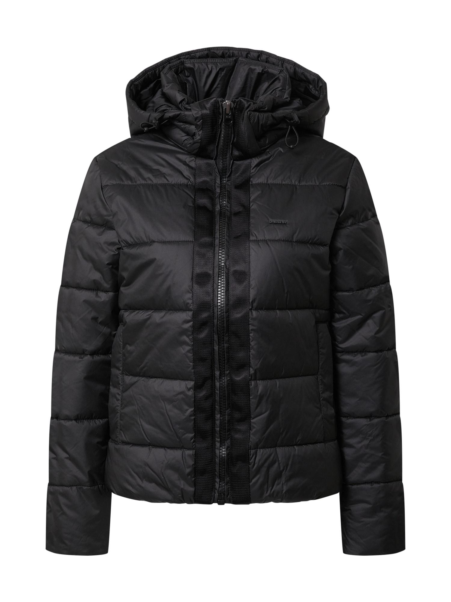 G-Star RAW Prechodná bunda 'Meefic'  čierna