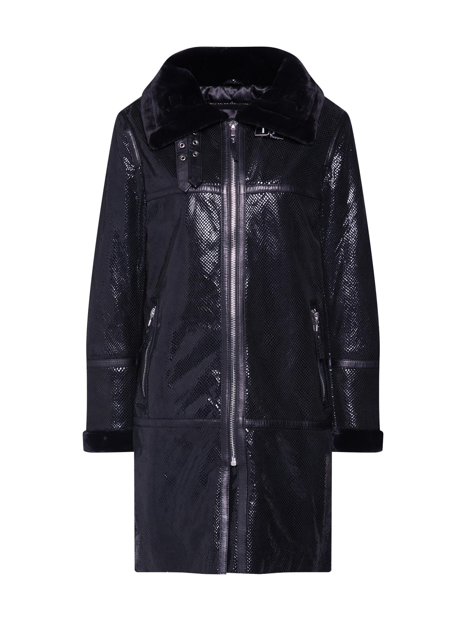 BE EDGY Rudeninis-žieminis paltas 'Betamara' juoda