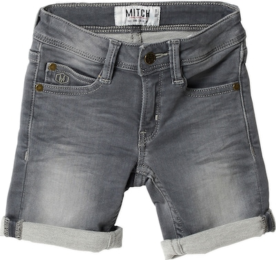 Jill & Mitch Short 'SWEAT DENIM GREY'