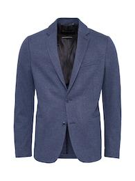 DRYKORN Herren Sakko mit feiner Struktur Hurley blau | 04047339952347