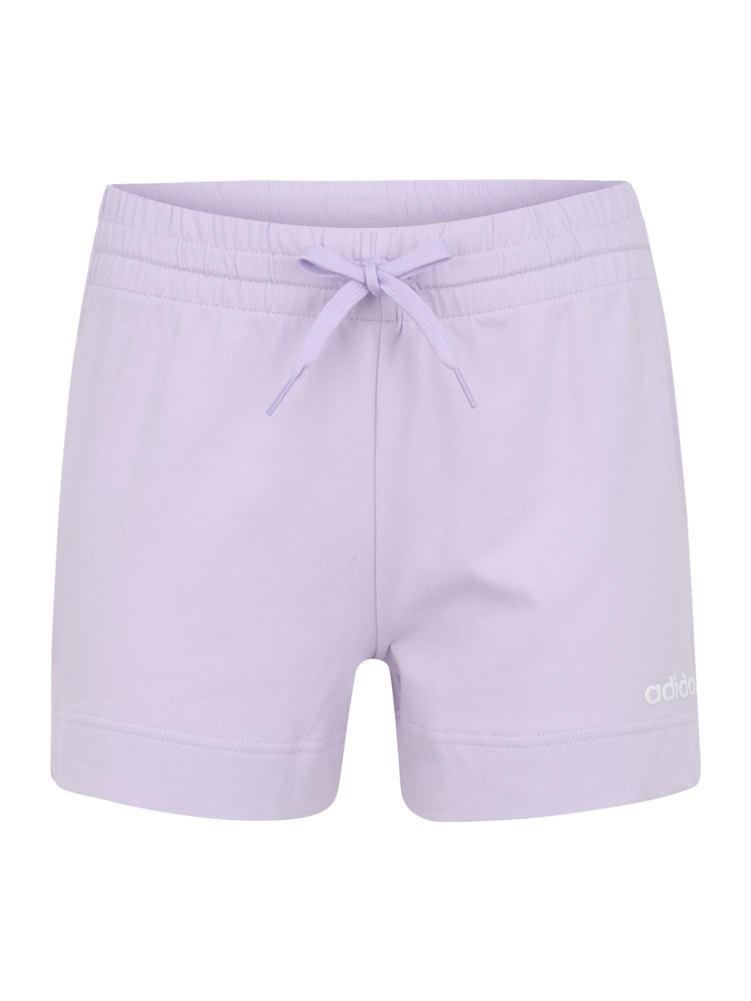 ADIDAS PERFORMANCE Sportinės kelnės 'W E 3S' alyvinė spalva
