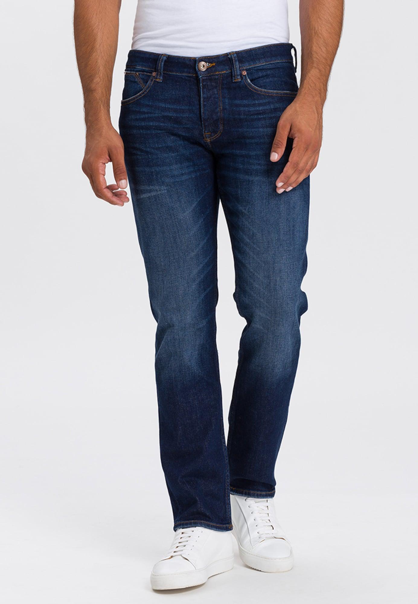 Džíny Dylan modrá džínovina Cross Jeans