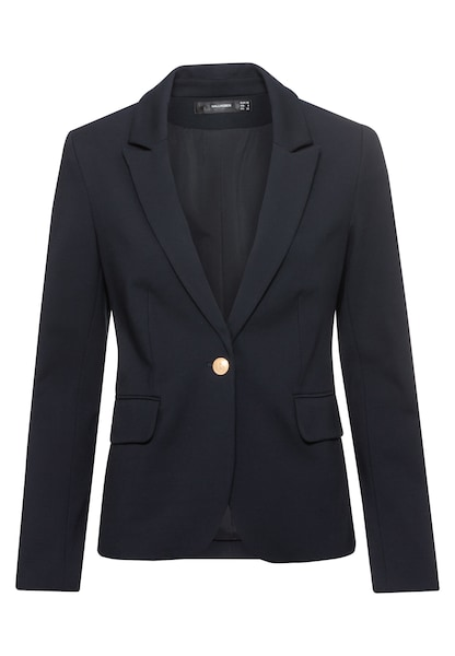 Jacken für Frauen - HALLHUBER Jerseyblazer dunkelblau  - Onlineshop ABOUT YOU