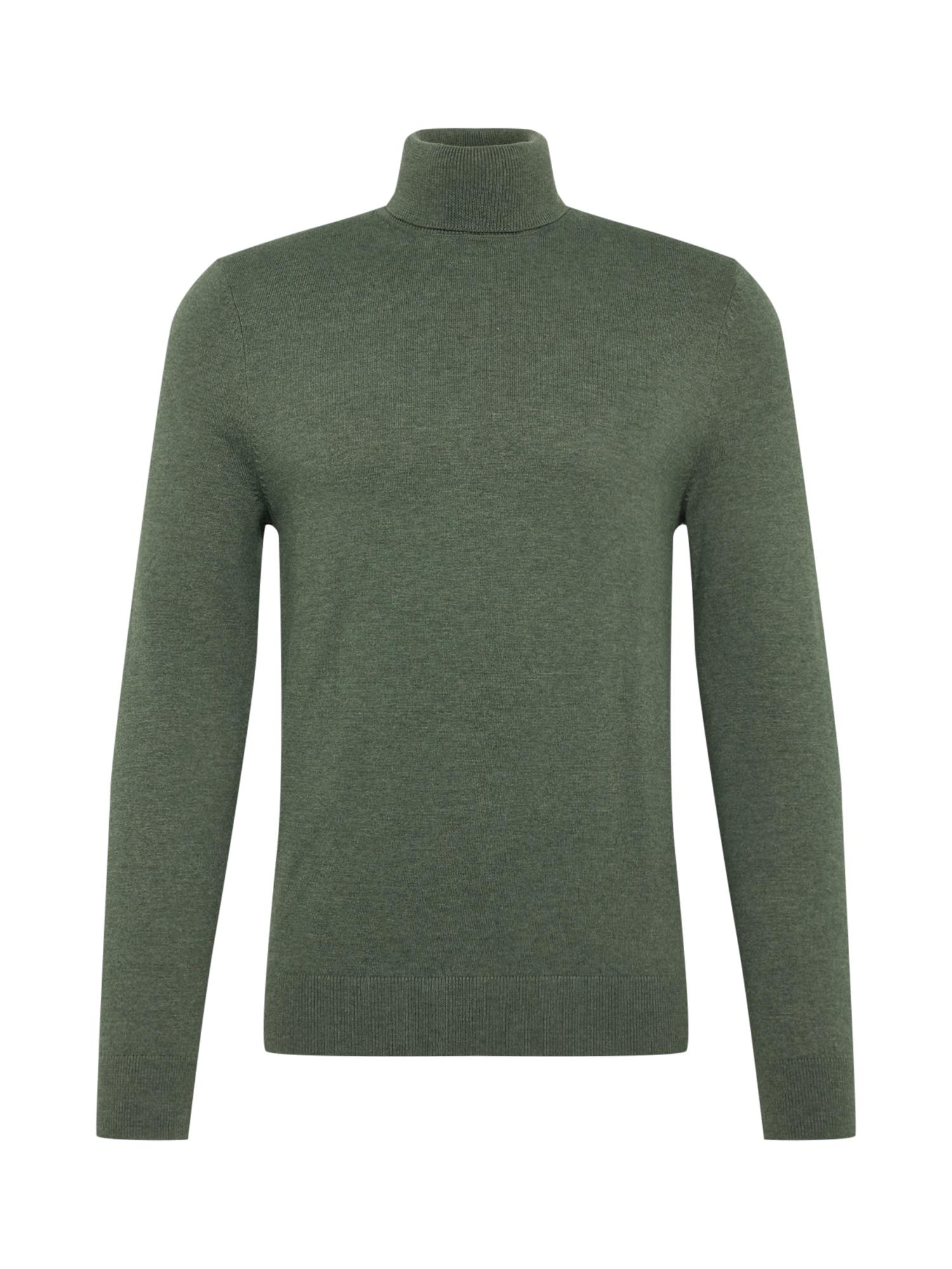 BURTON MENSWEAR LONDON Megztinis žalia