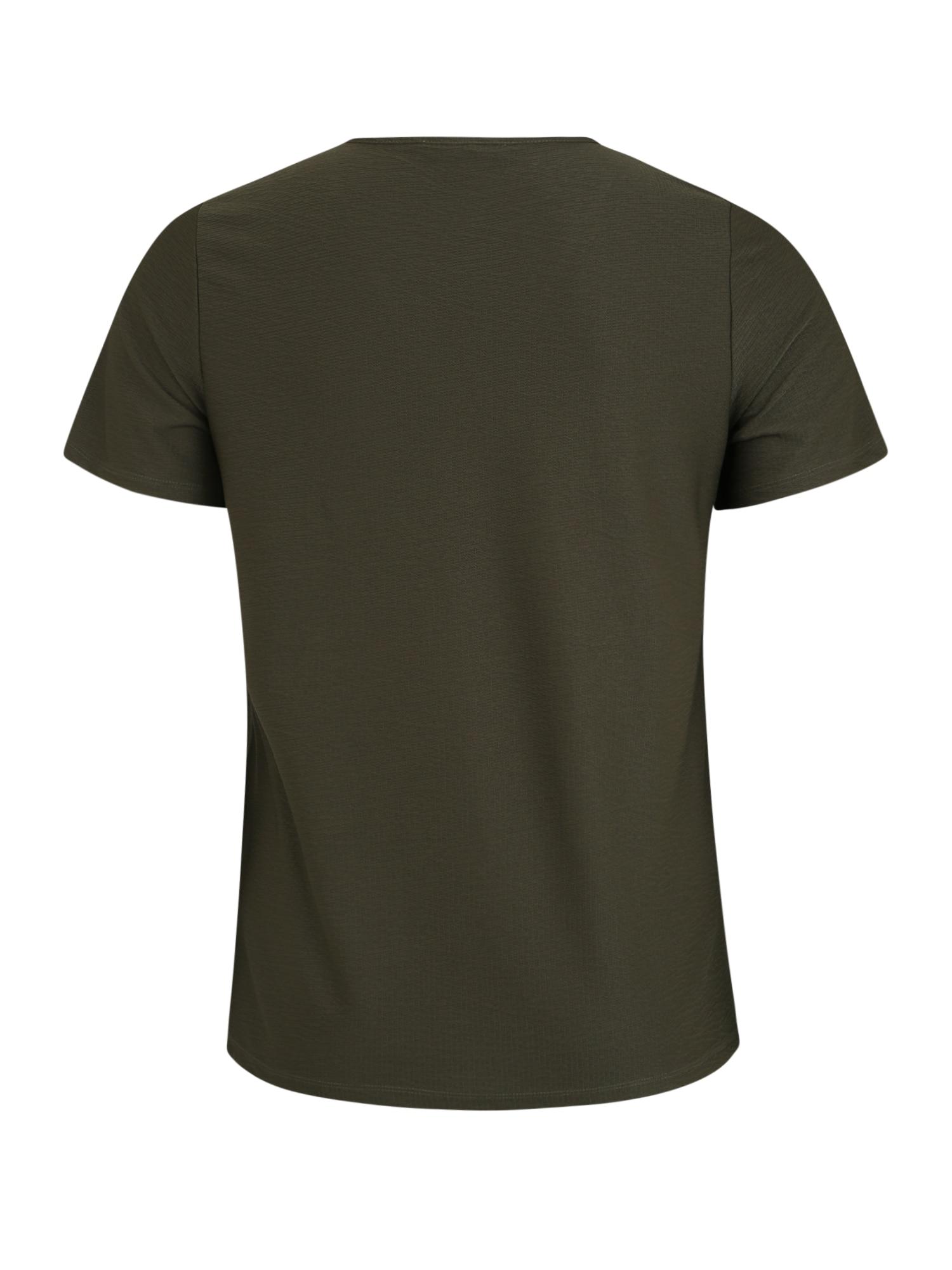 ABOUT YOU Curvy T-shirt 'Alexis'  mörkgrön