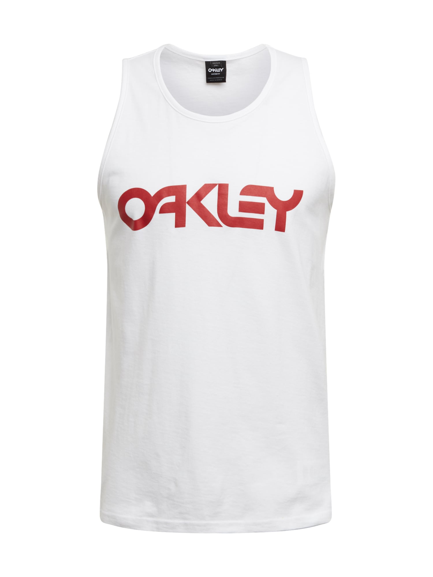 OAKLEY Sportiniai marškinėliai 'MARK II' balta