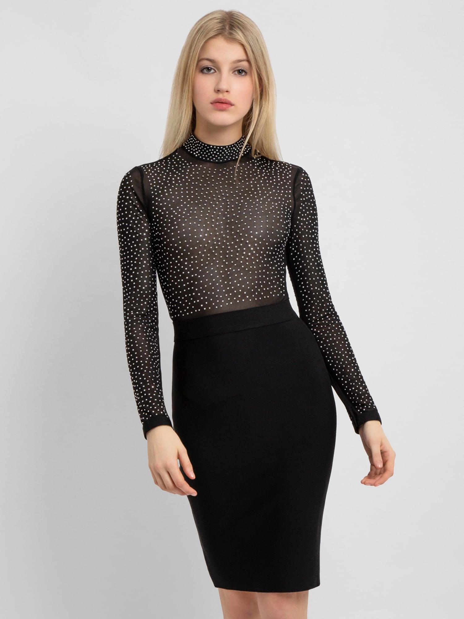 APART Kleid schwarz - Schwarzes Kleid
