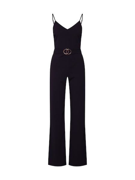 Hosen für Frauen - Overall 'GALMA JU' › SISTERS POINT › gold schwarz  - Onlineshop ABOUT YOU