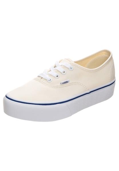 Sneakers für Frauen - VANS Authentic Platform 2.0 Sneaker Damen beige  - Onlineshop ABOUT YOU