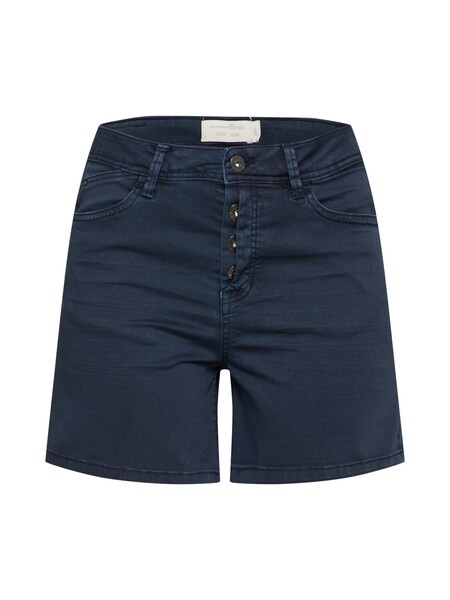 Hosen für Frauen - TOM TAILOR DENIM Shorts navy  - Onlineshop ABOUT YOU