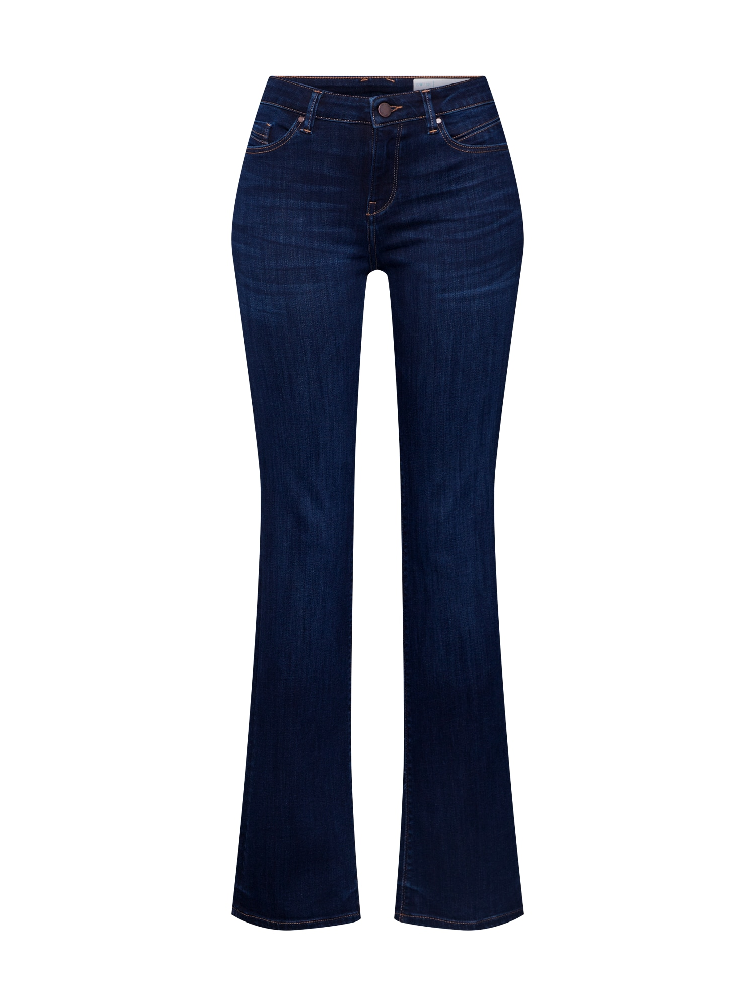 ESPRIT Džinsai 'OCS MR Bootcut' tamsiai (džinso) mėlyna / tamsiai mėlyna