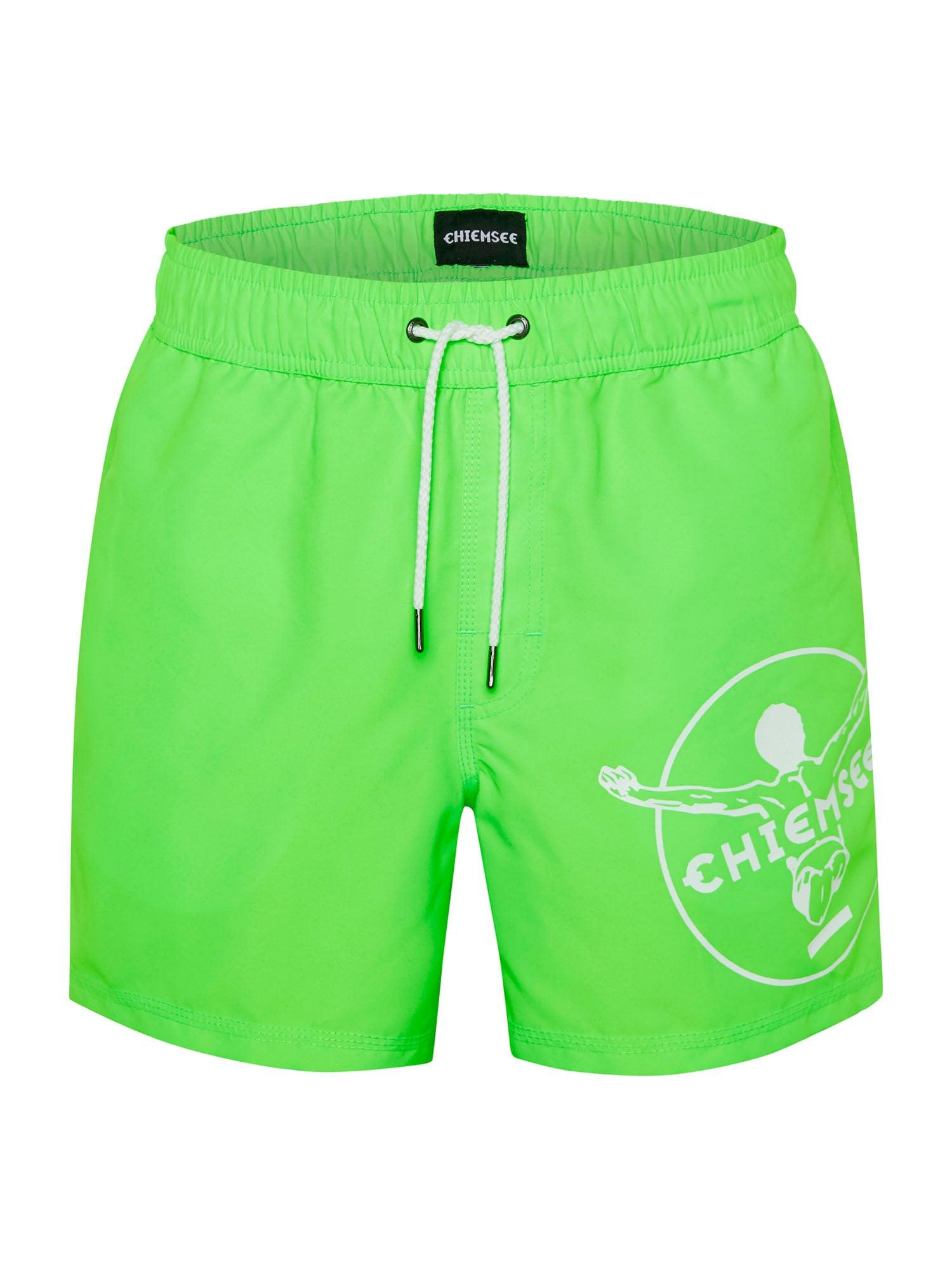 CHIEMSEE Maudymosi šortai žalia