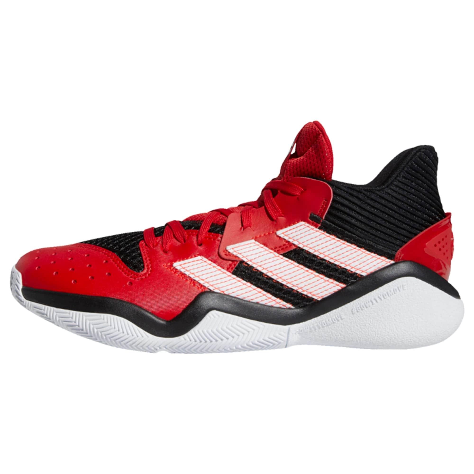 ADIDAS PERFORMANCE Sportiniai batai juoda / balta / raudona