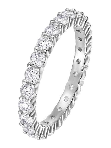 Ringe für Frauen - Swarovski Ring 'Vittore' silber  - Onlineshop ABOUT YOU