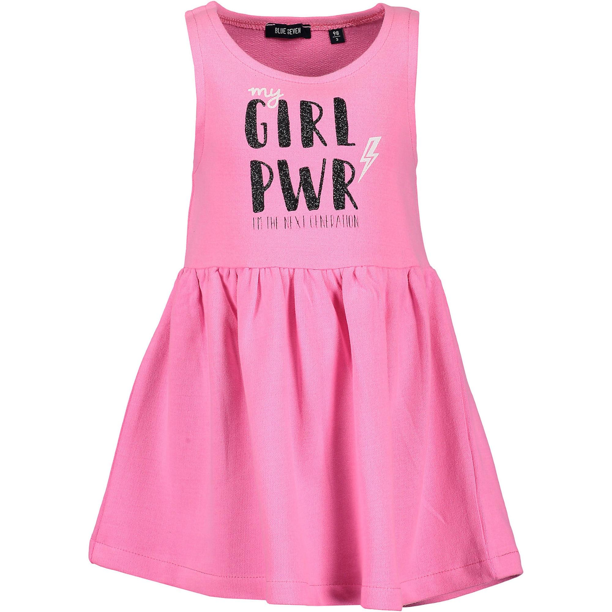 Šaty pink BLUE SEVEN