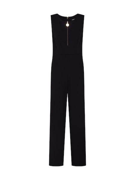 Hosen für Frauen - Overall › DKNY › schwarz weiß  - Onlineshop ABOUT YOU