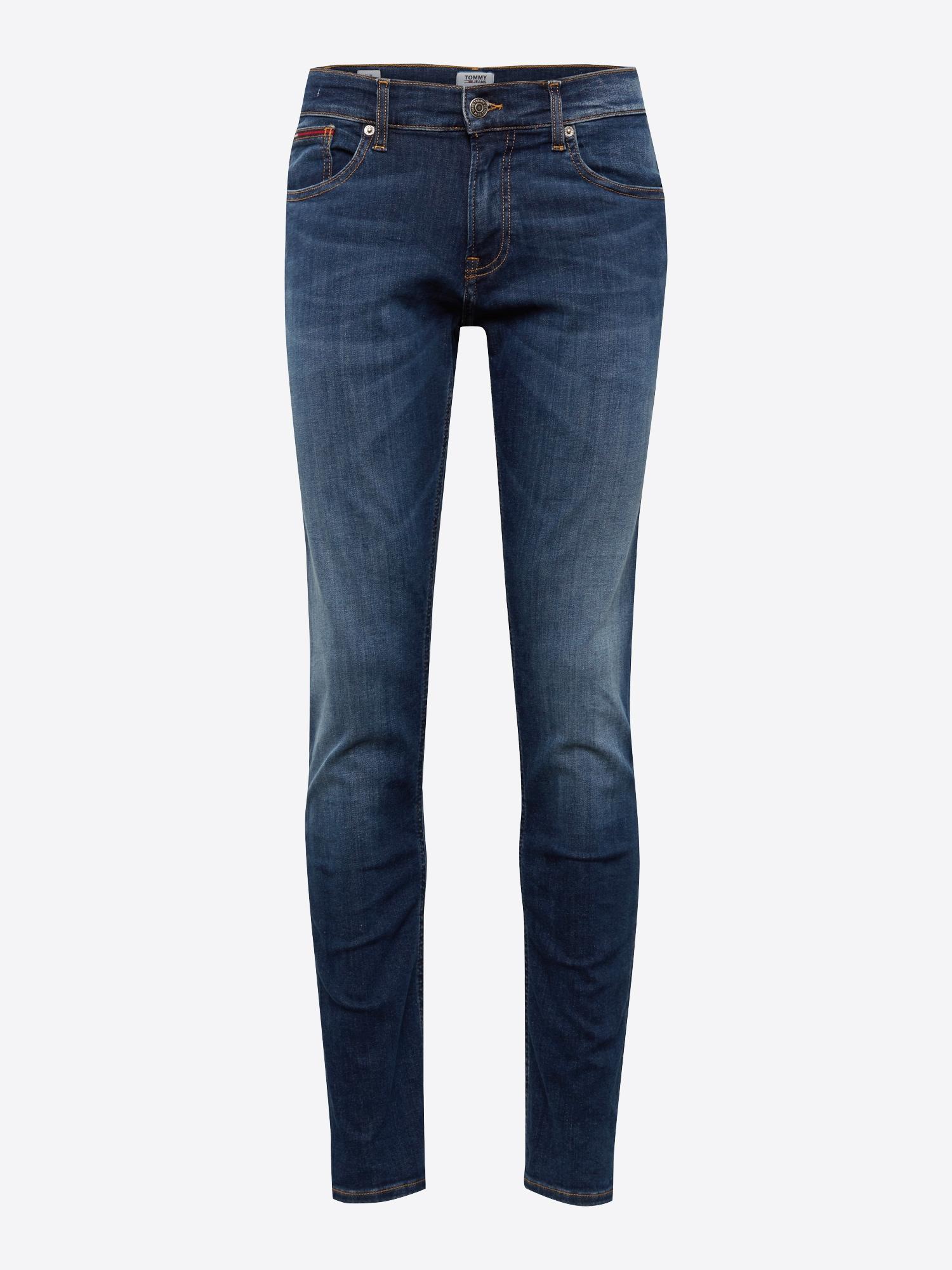 Tommy Jeans Jeans 'Slim Scanton DYTDST'  mörkblå