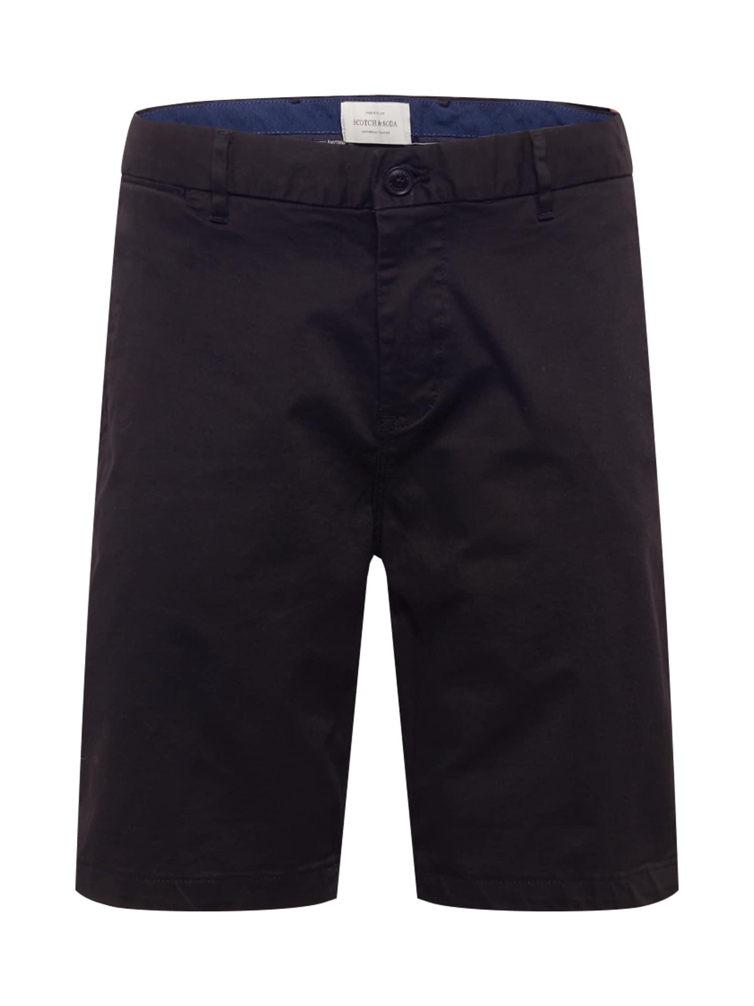 SCOTCH & SODA Kelnės juoda