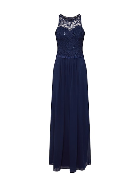 Festtagsmode für Frauen - SWING Abendkleid marine  - Onlineshop ABOUT YOU