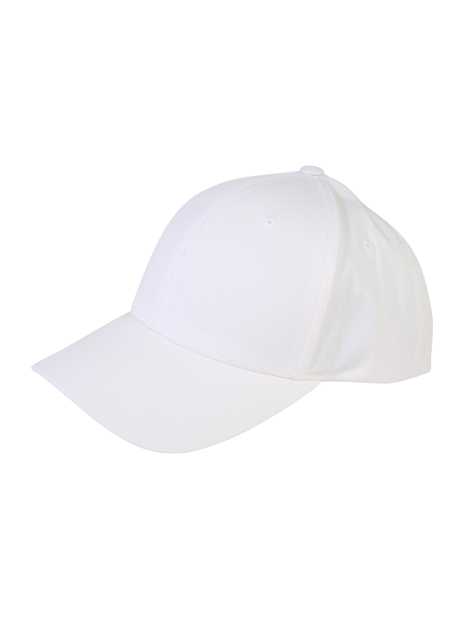 Kšiltovka Curved Classic Snapback bílá Flexfit