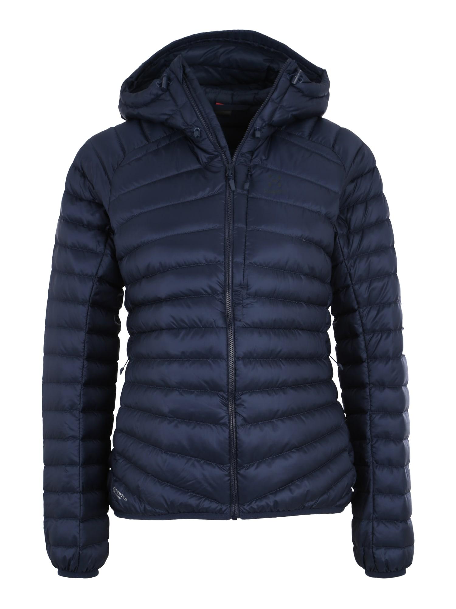 Outdoorová bunda modrá Haglöfs