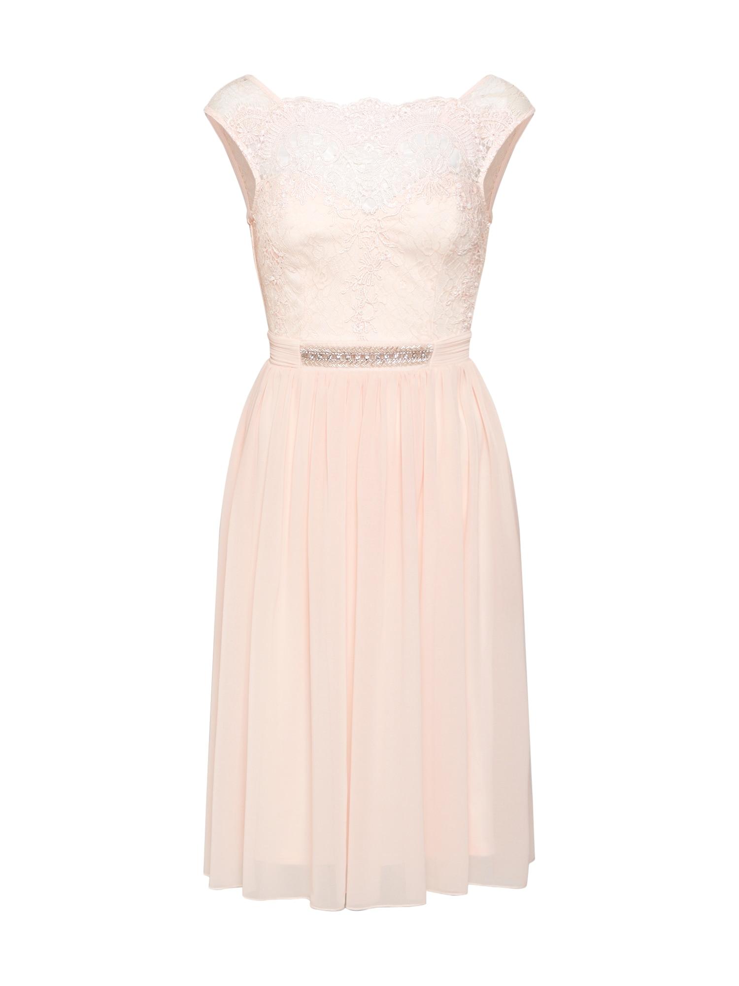 Koktejlové šaty růžová Lipsy