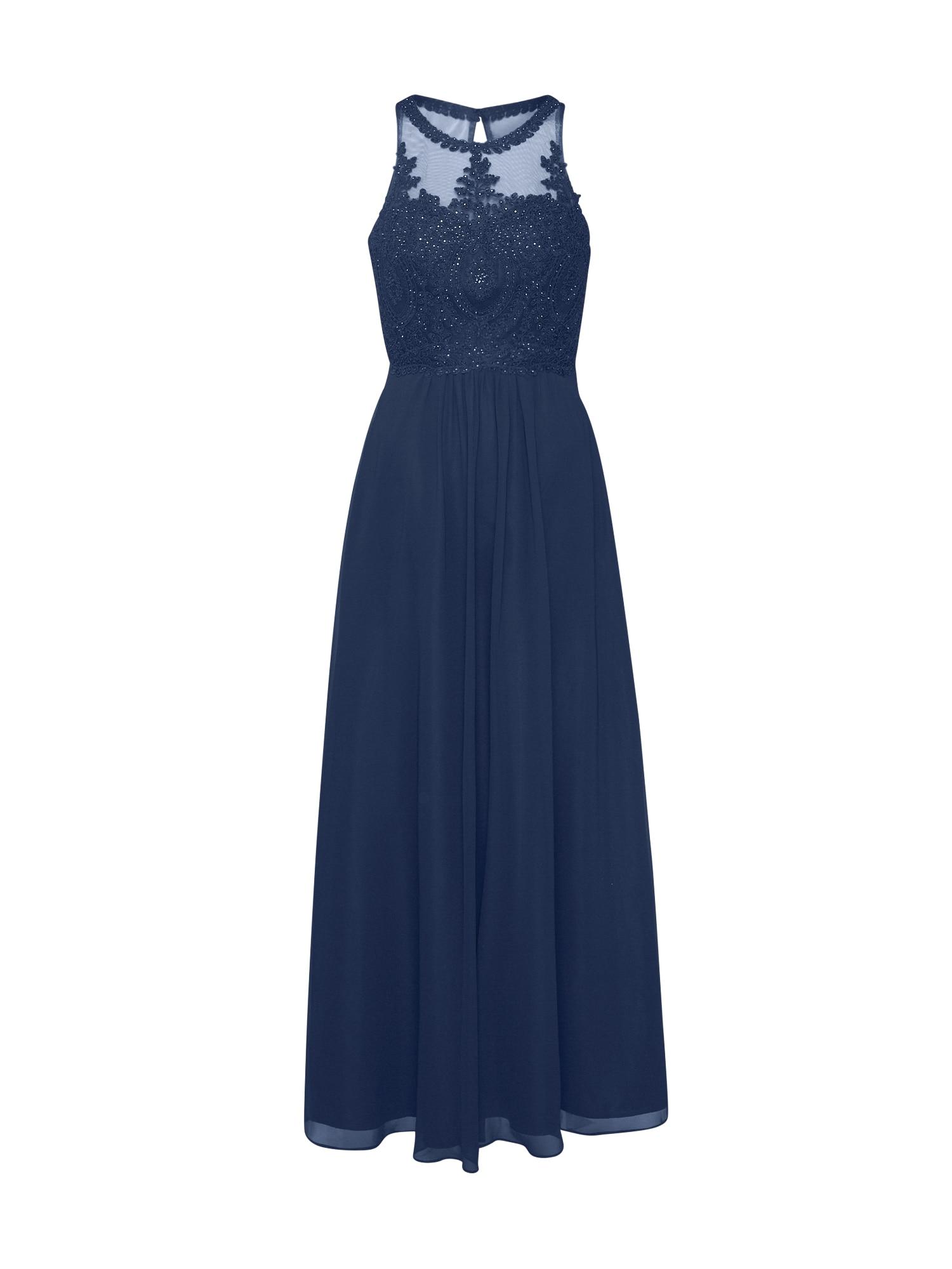 Laona Vakarinė suknelė tamsiai mėlyna / tamsiai mėlyna