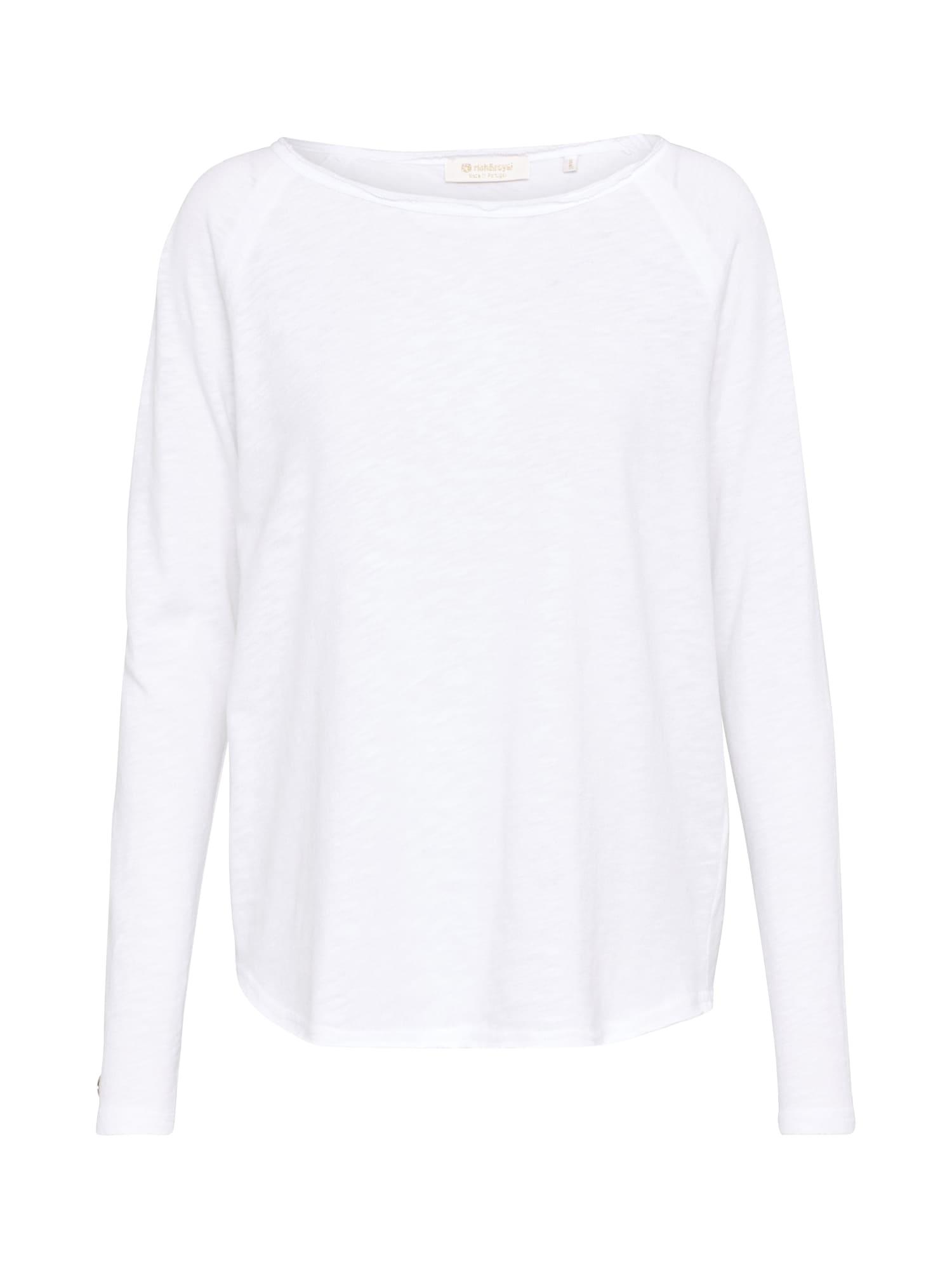 Rich & Royal Marškinėliai balta