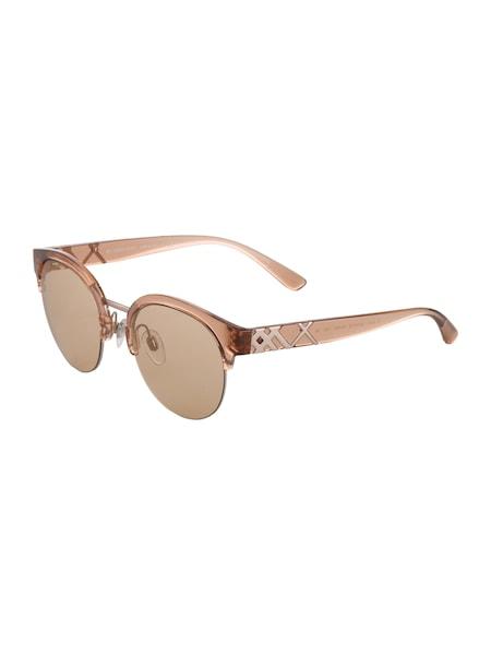 Sonnenbrillen für Frauen - BURBERRY Sonnenbrille mit verspiegelten Gläsern braun  - Onlineshop ABOUT YOU
