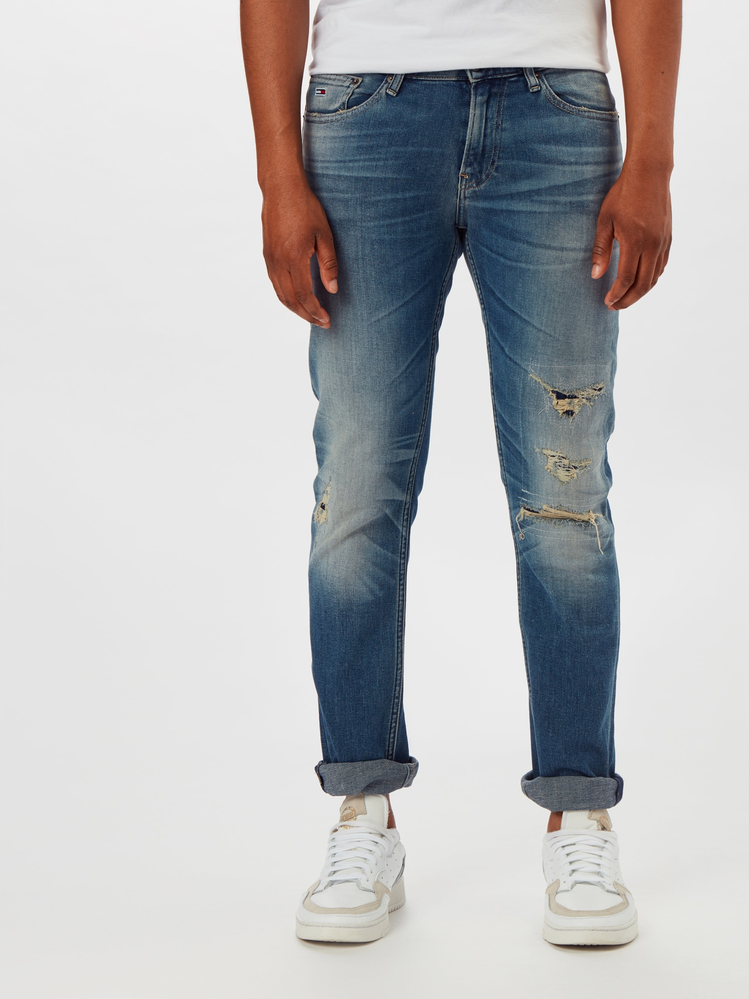 Tommy Jeans Jeans 'SCANTON'  blå denim