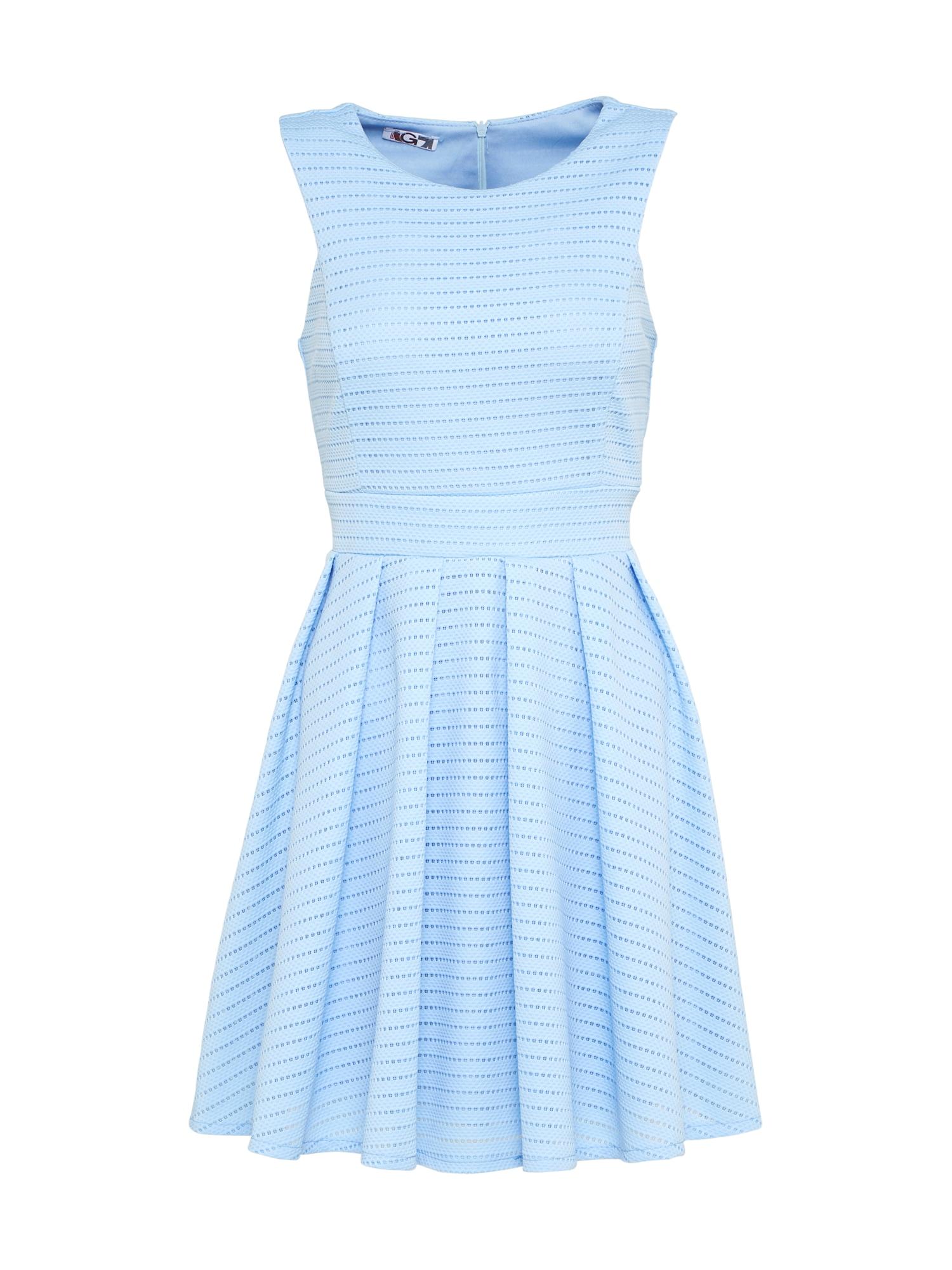 Letní šaty světlemodrá WAL G.