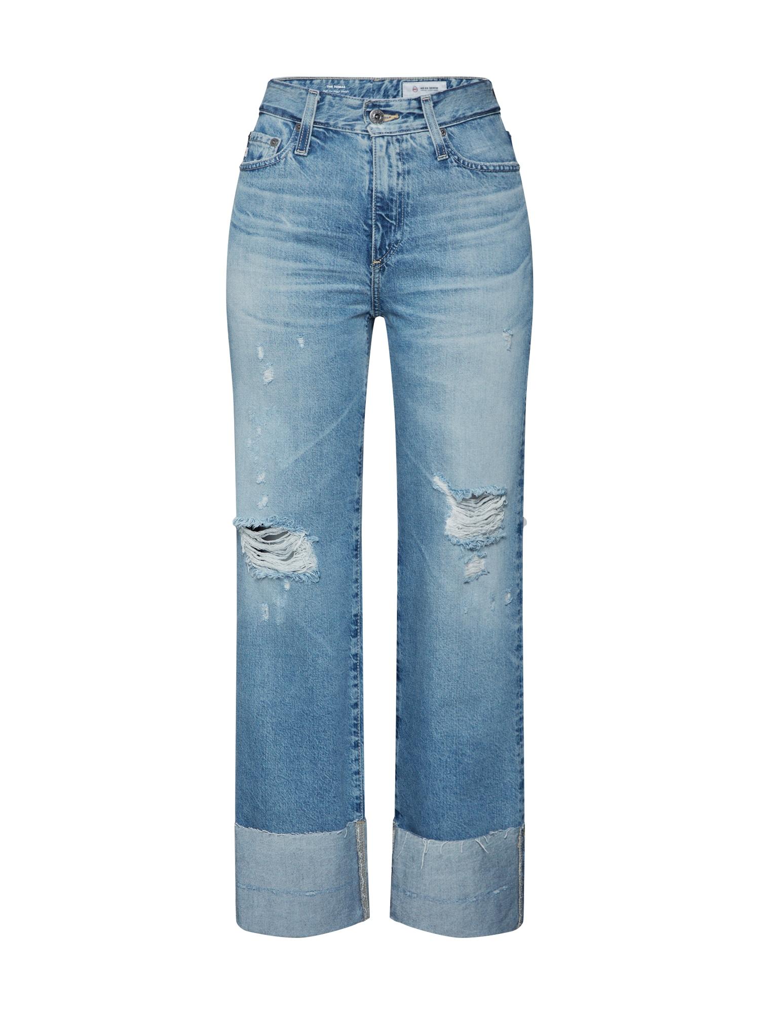 AG Jeans Džinsai 'TOMAS' tamsiai (džinso) mėlyna