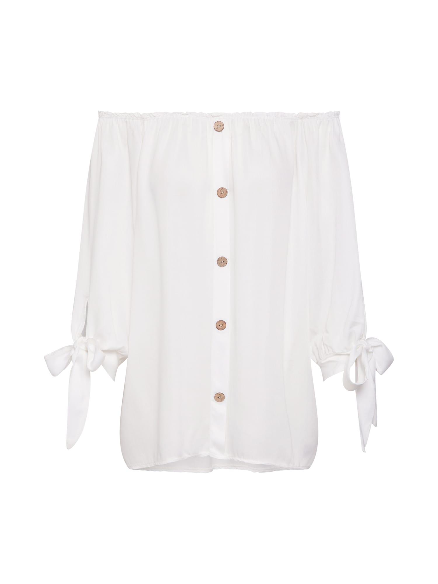 Hailys Marškinėliai 'Eliana' balta