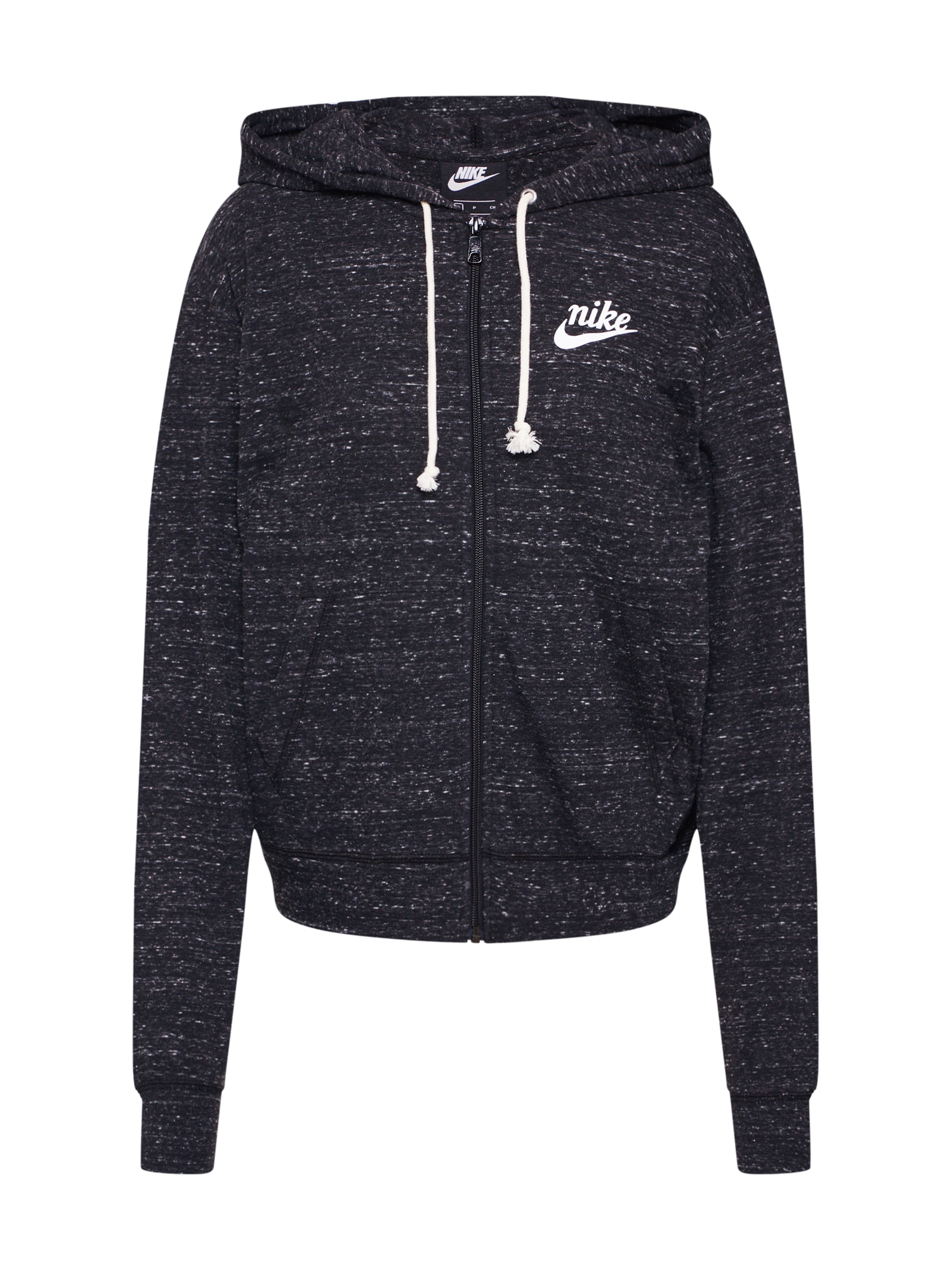 Nike Sportswear Džemperis margai juoda