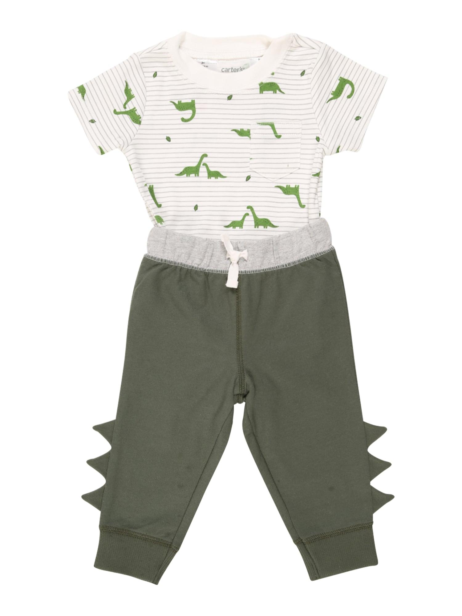 Carter's Kelnės 'Spike' žalia