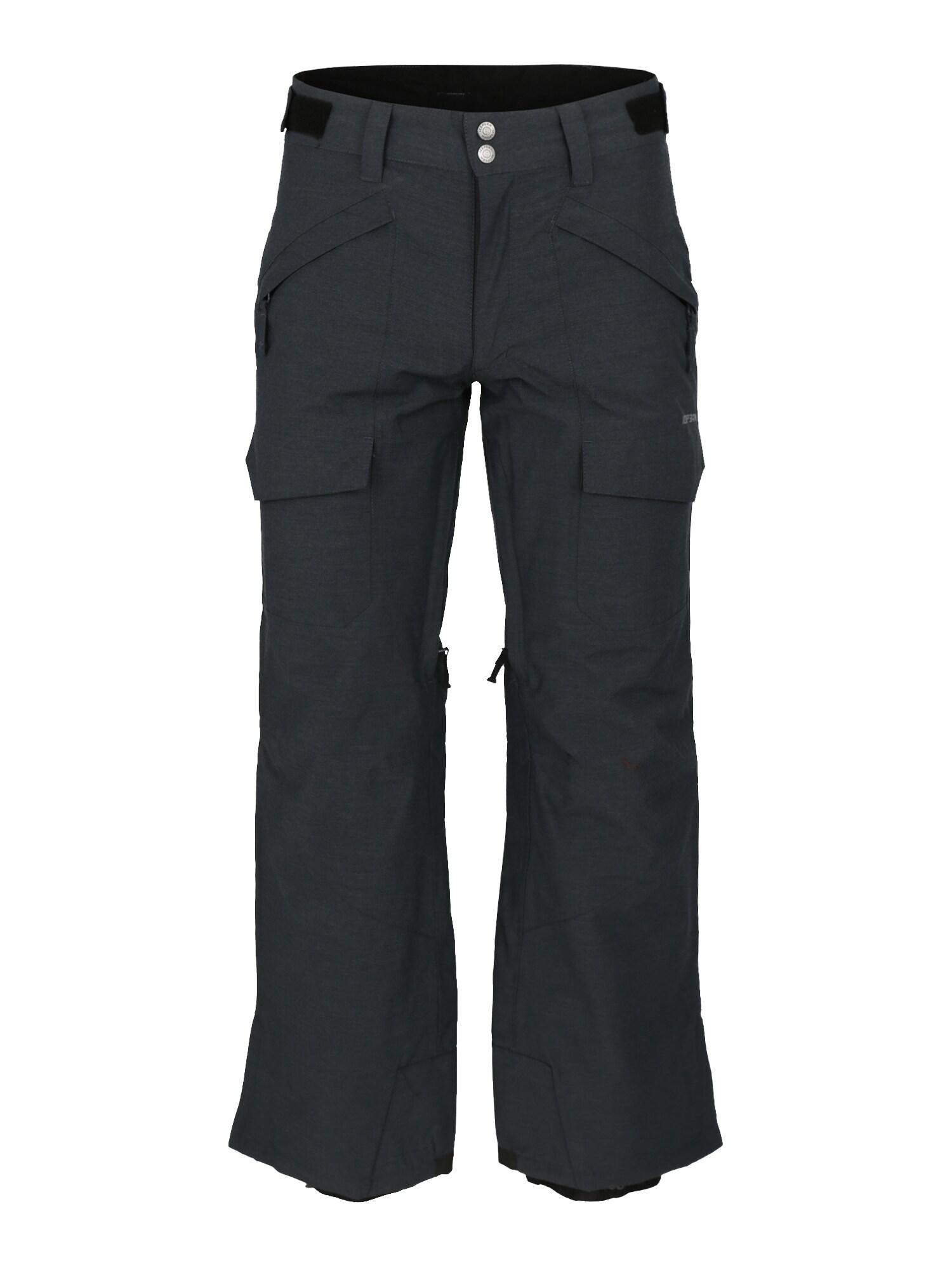 ICEPEAK Sportinės kelnės 'Kenta' pilka / antracito
