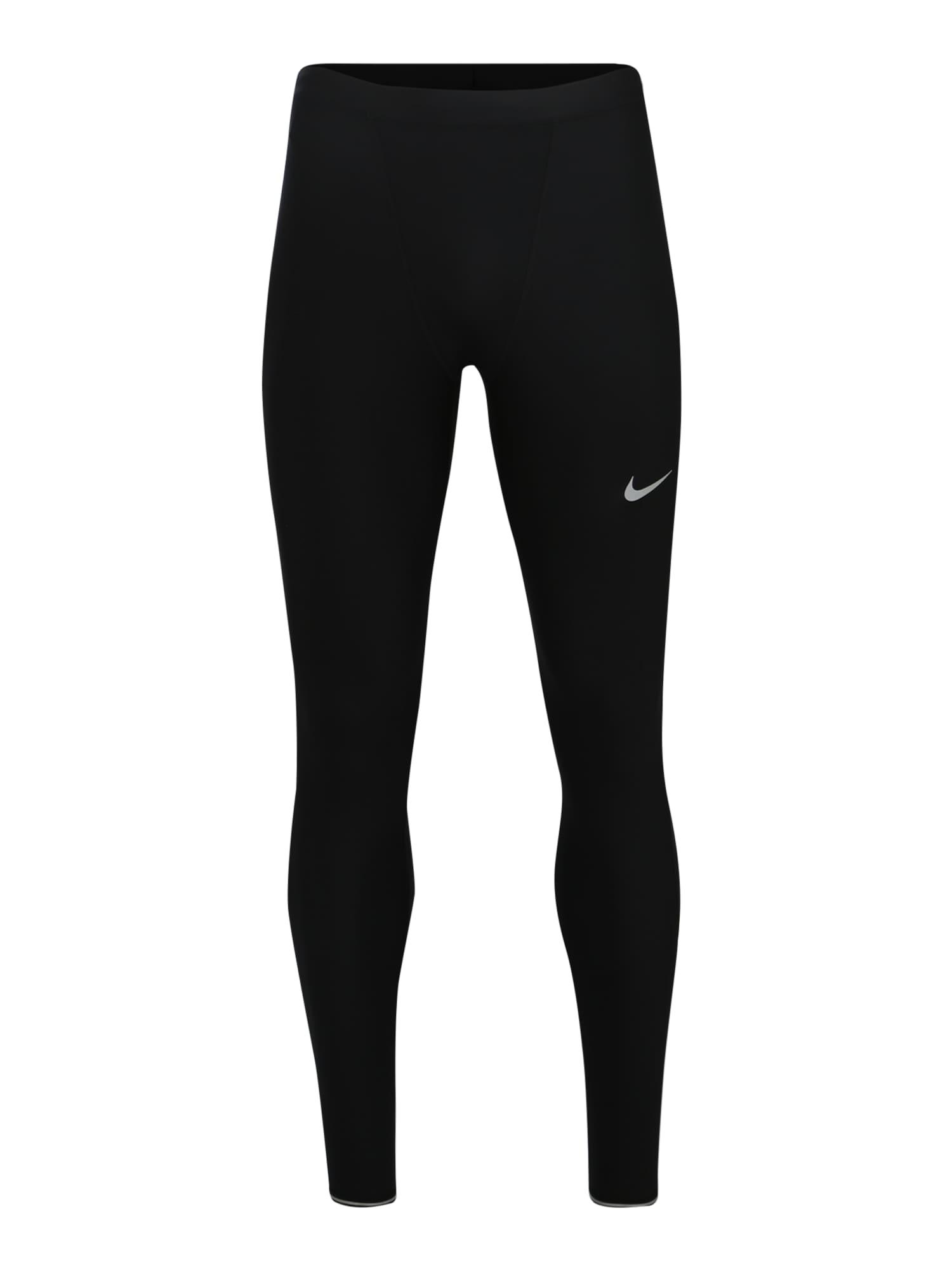 NIKE Sportinės kelnės juoda