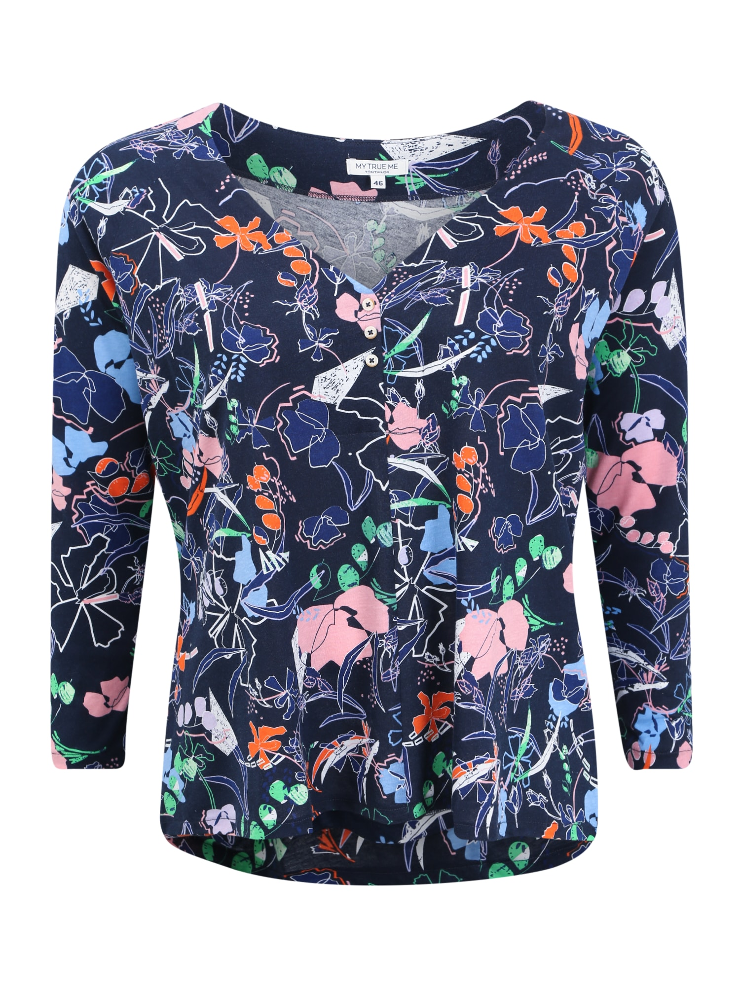 MY TRUE ME Marškinėliai mišrios spalvos