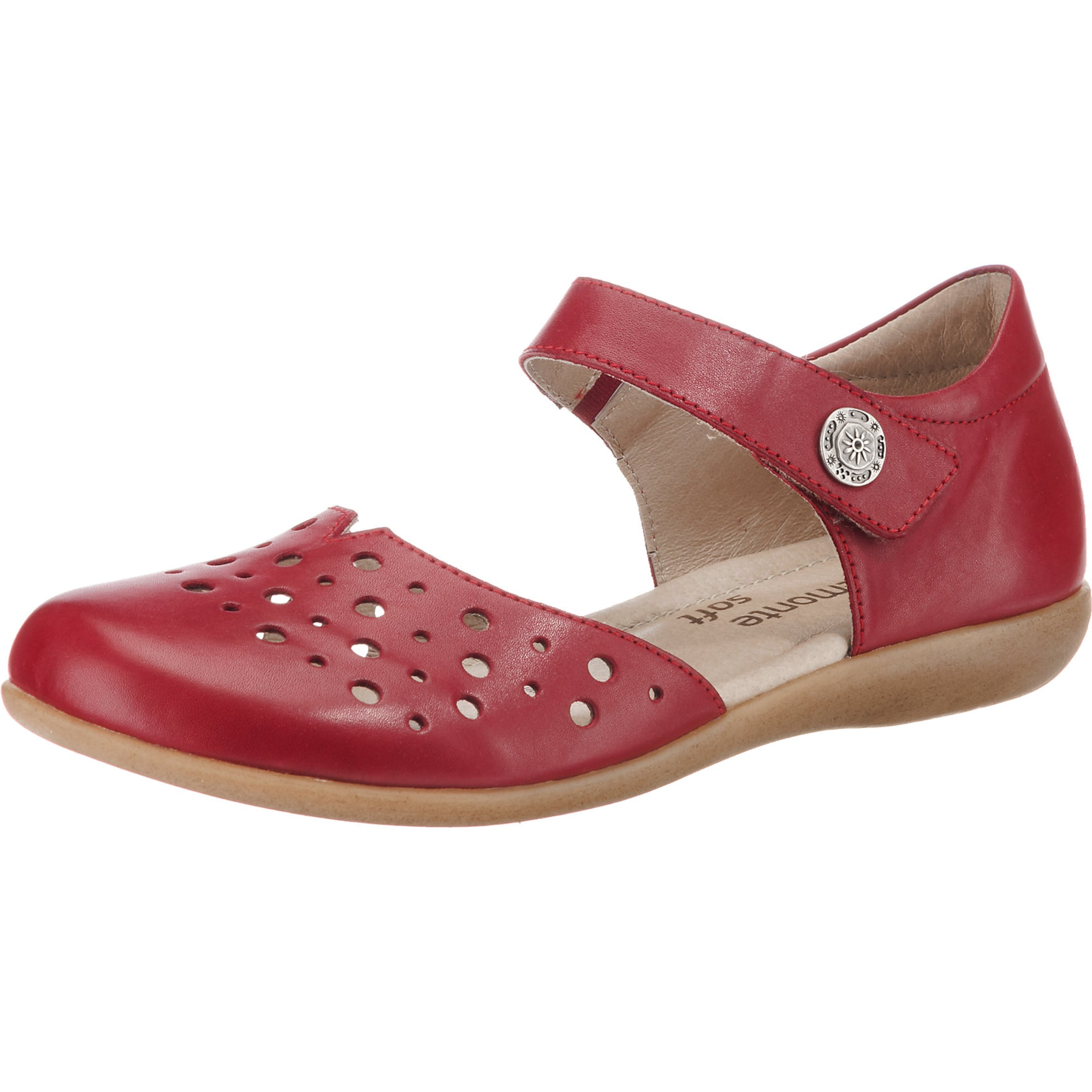 Riemchenballerina | Schuhe > Ballerinas > Riemchenballerinas | Remonte