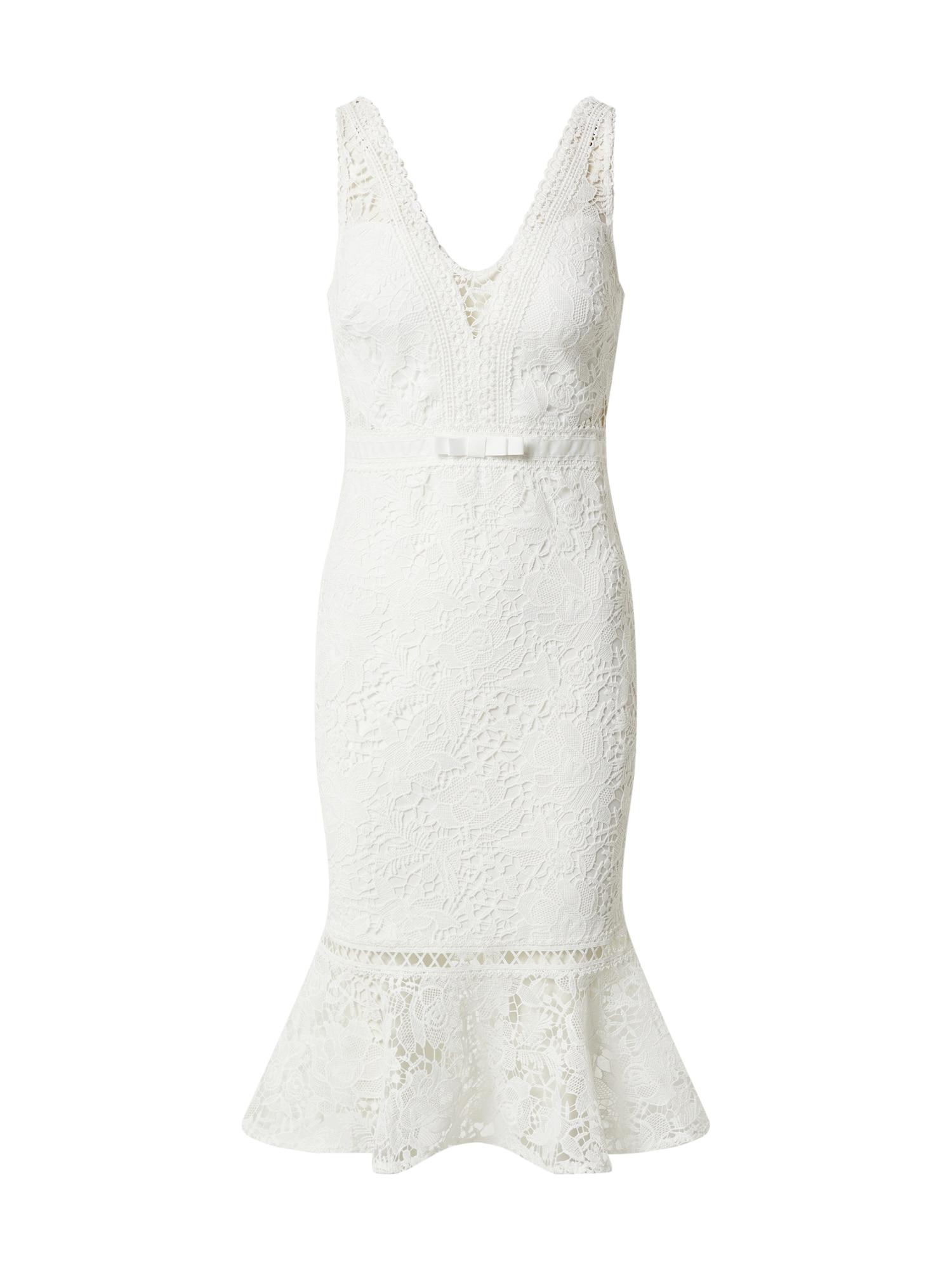 Lipsy Suknelė balta