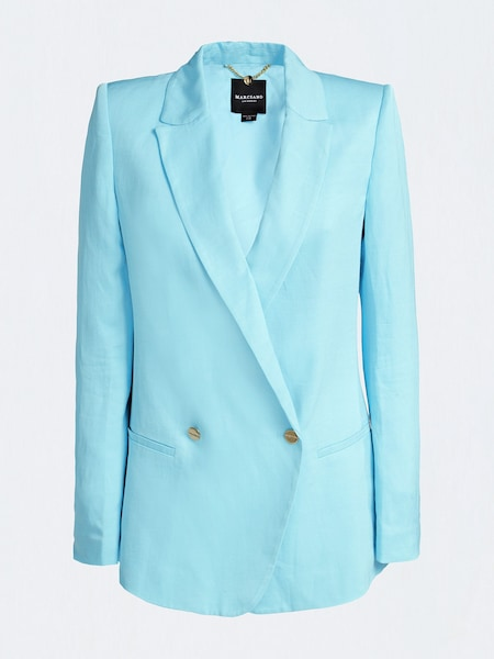 Jacken für Frauen - MARCIANO LOS ANGELES Blazer hellblau  - Onlineshop ABOUT YOU