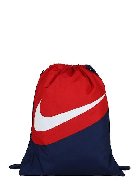 Sporttaschen für Frauen - Turnbeutel 'HERITAGE GMSK 2.0 GFX' › Nike Sportswear › blau rot  - Onlineshop ABOUT YOU