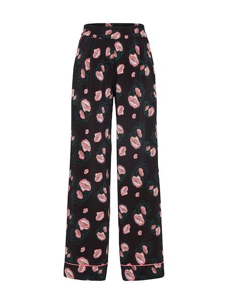 Hosen für Frauen - RUE De FEMME Hose 'Harvy' pink schwarz  - Onlineshop ABOUT YOU