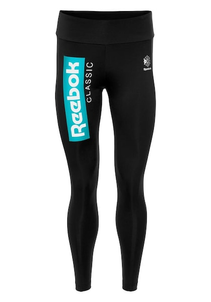 Hosen für Frauen - Leggings › Reebok Classic › schwarz  - Onlineshop ABOUT YOU